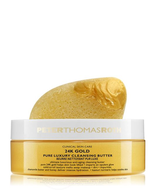 24K Gold Pure Luxury Cleansing Butter,  image number null