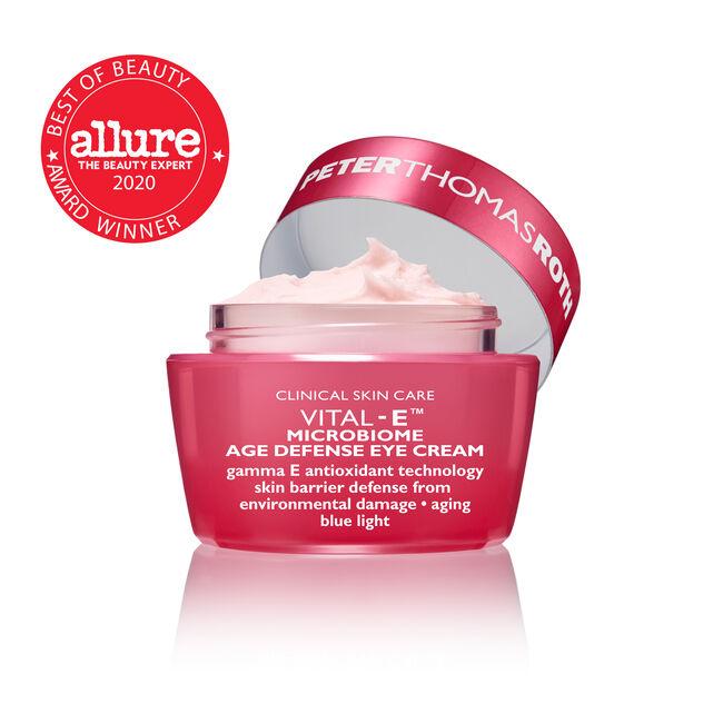 Vital-E Microbiome Age Defense Eye Cream,