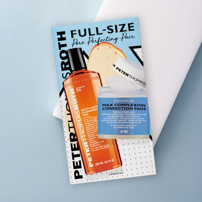 Full-Size Pore-Perfecting Pair 2-Piece Kit