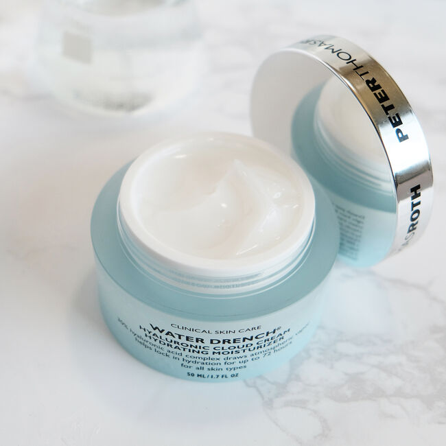 Water Drench Hyaluronic Cloud Cream Hydrating Moisturizer,