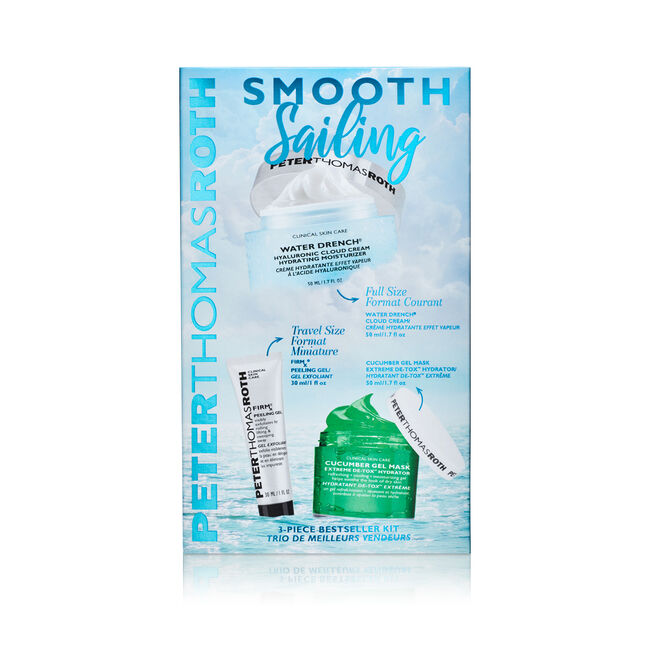 Smooth Sailing 3-Piece Bestseller Kit,