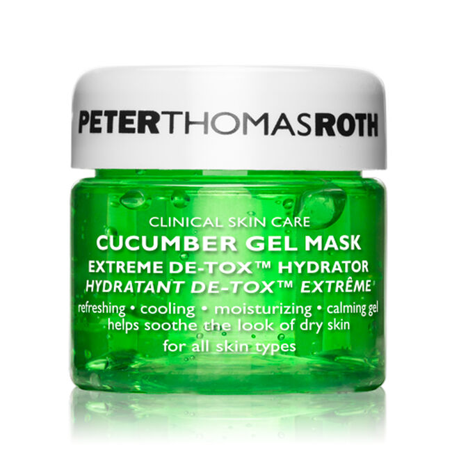 Cucumber Gel Mask - Travel Size