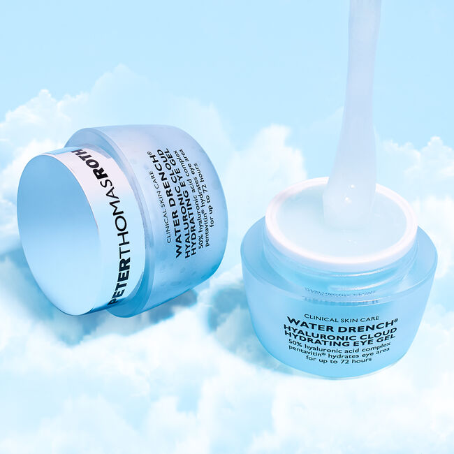 Water Drench Hyaluronic Cloud Hydrating Eye Gel,  image number null