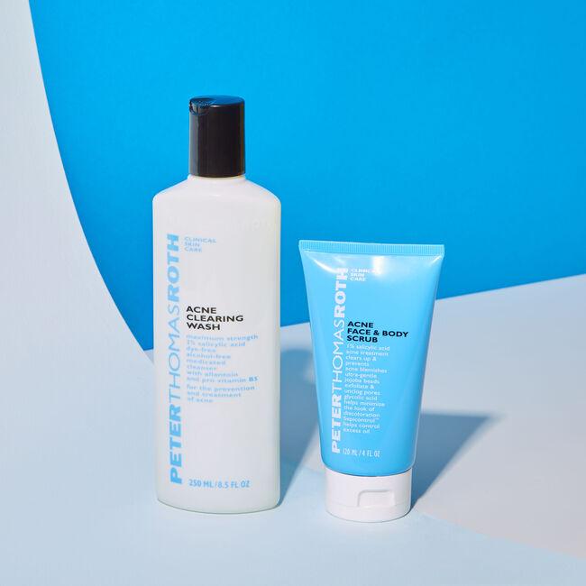 Acne Clearing Wash, 250 ml / 8.5 fl oz