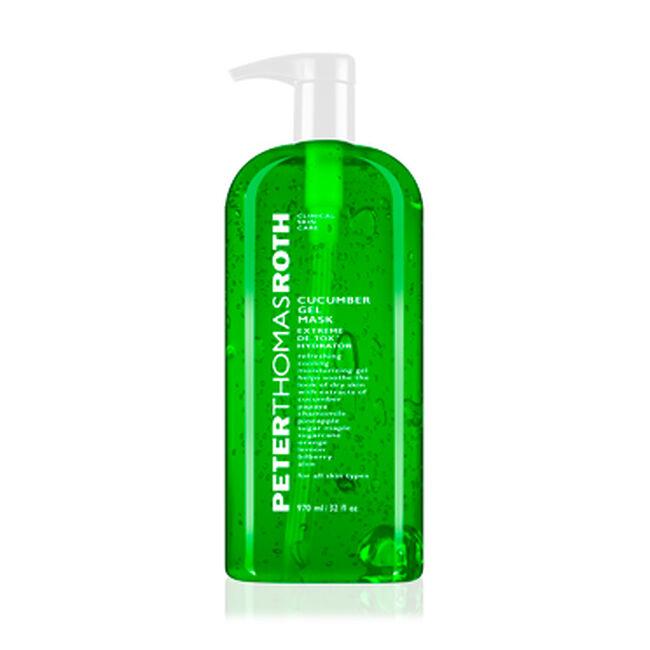 Cucumber Gel Mask - Super Size, 1005.5 ml / 32 fl oz image number null