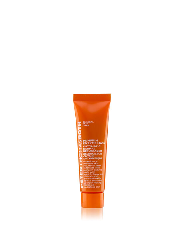 Pumpkin Enzyme Mask - Travel Size, 14 ml / 0.47 fl oz