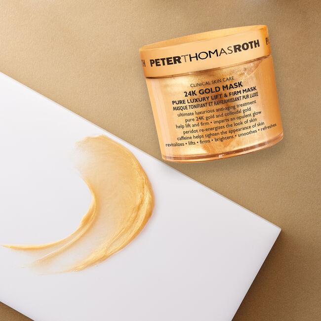 24K Gold Mask Pure Luxury Lift & Firm - 1.7 fl oz,