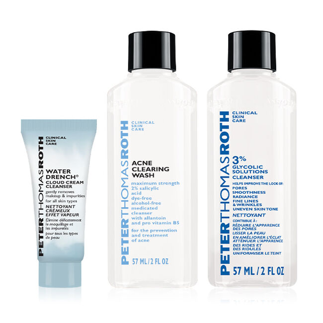 Cleansing Travel Trio,