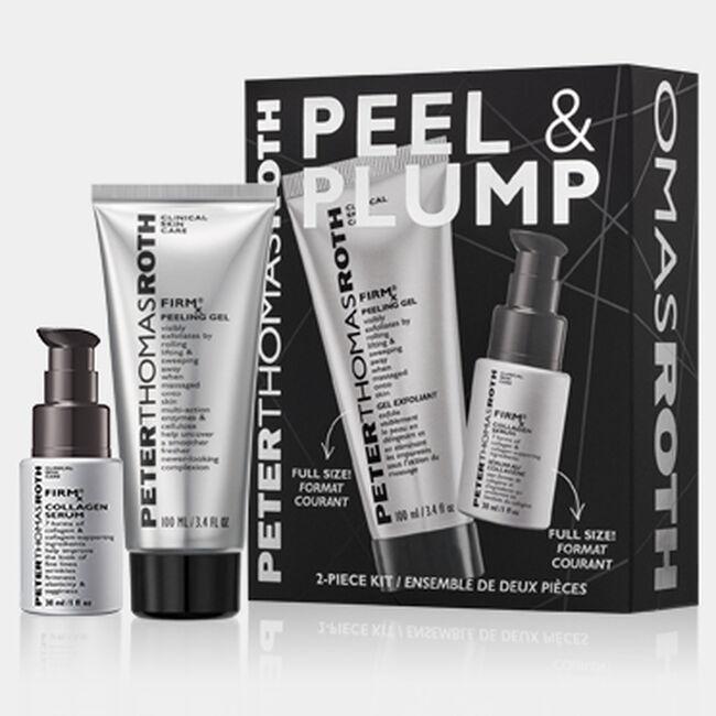 Peel & Plump 2-Piece Kit,