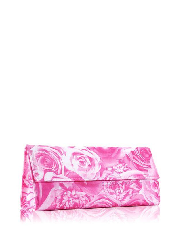 Signature Rose Clutch,