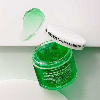Cucumber Gel Mask,