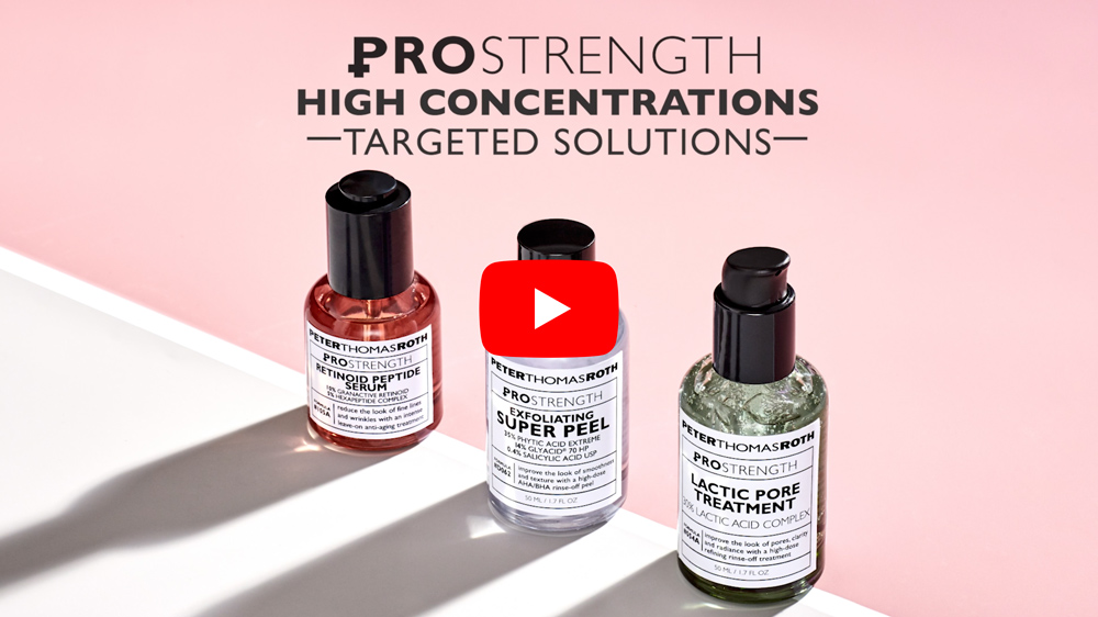 Peter Thomas Roth Official Website