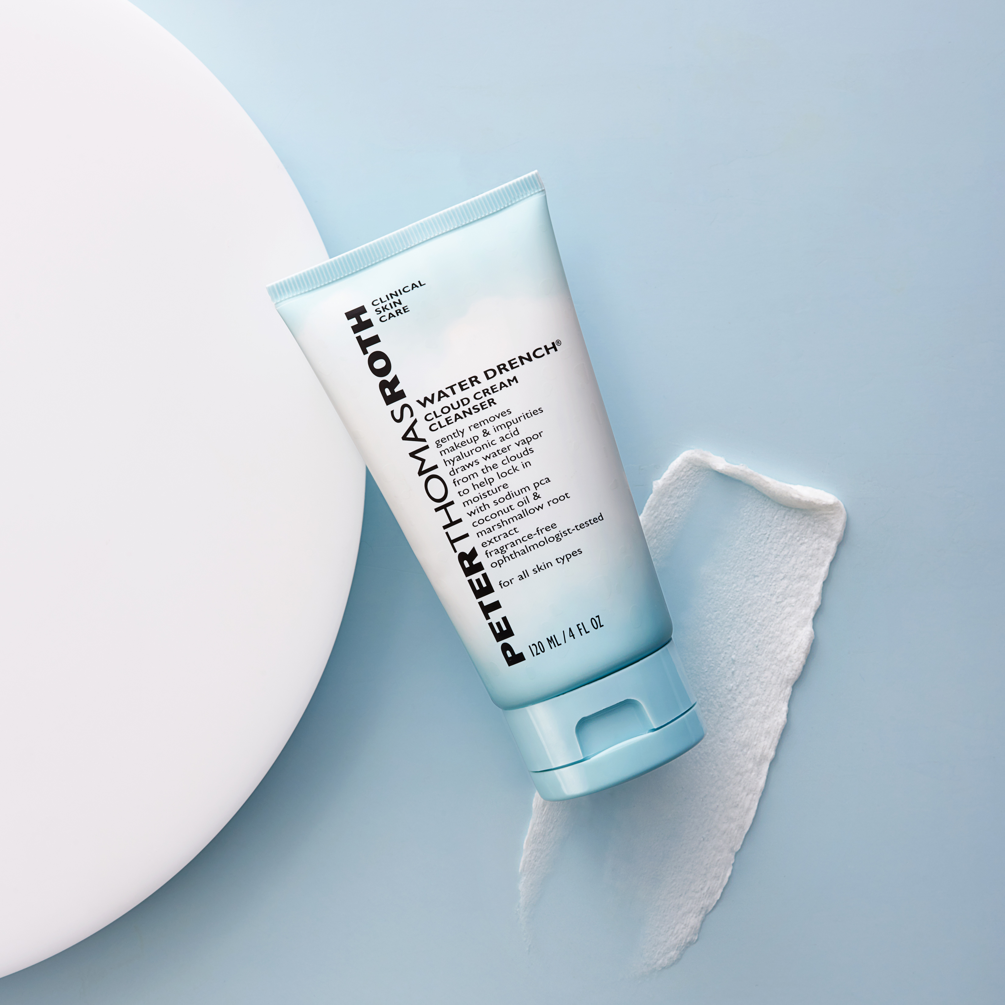Water Drench Cloud Cream Cleanser