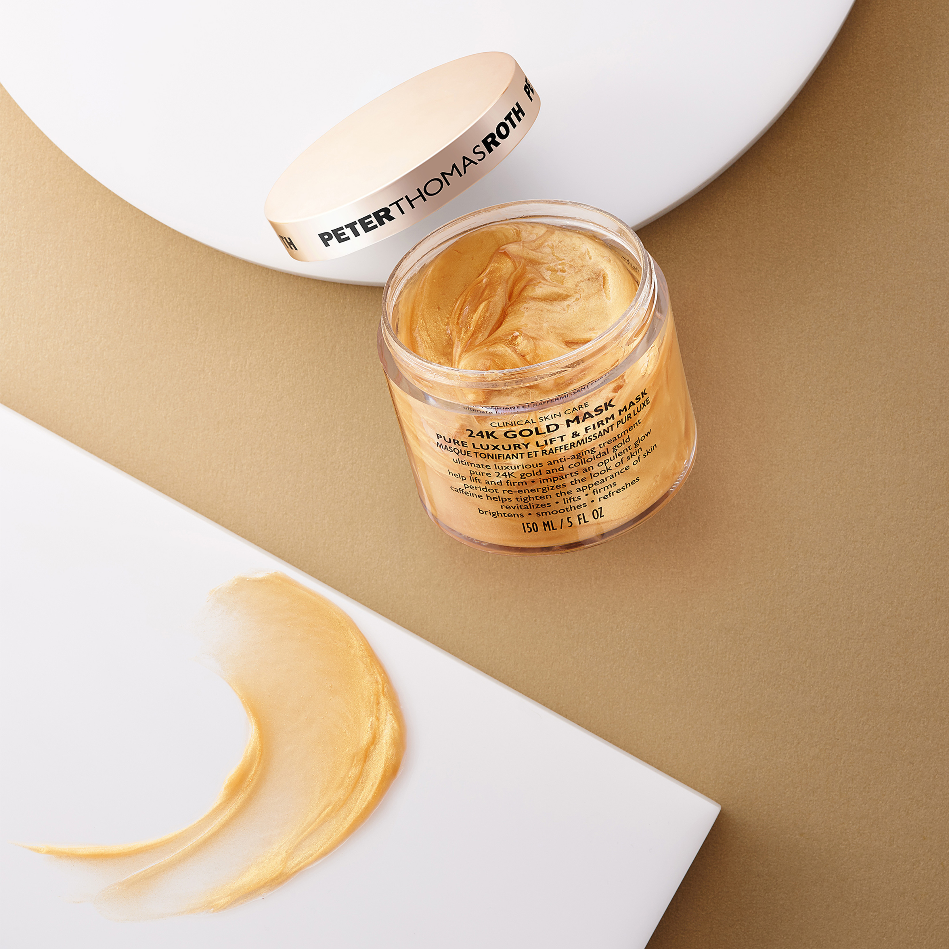 Gold Cleanser by Masqueology #8