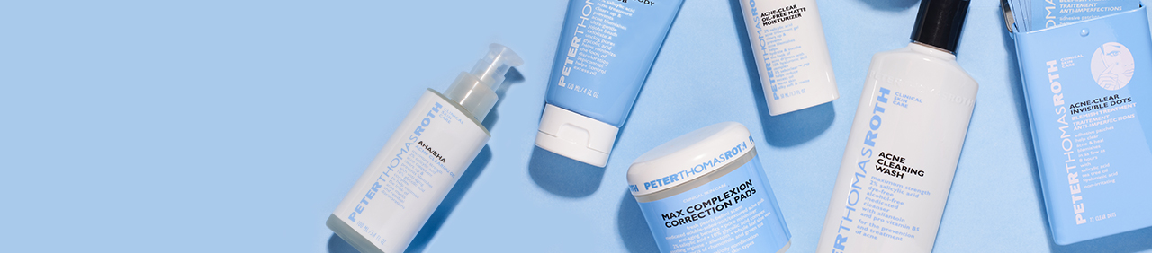 Acne Treatments | Skin Care | Peter Thomas Roth
