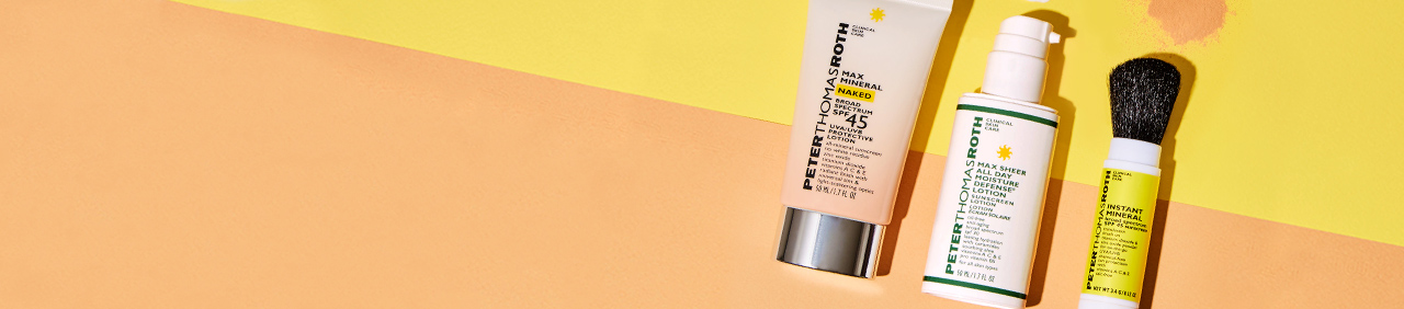 SPF Protection | Peter Thomas Roth